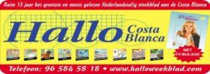 Sponsor Hallo Weekblad